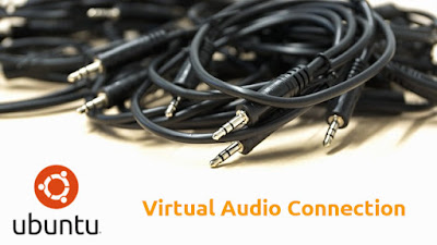 Virtual Audio Cable in Linux Ubuntu