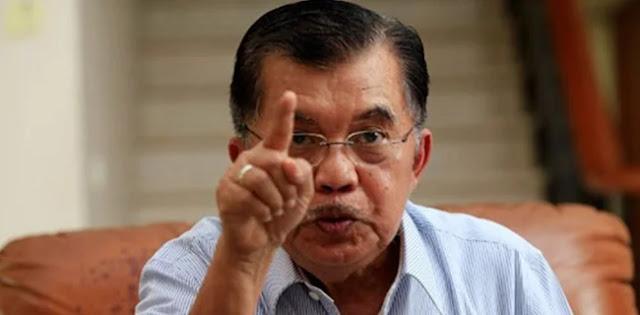 Pengamat: Berkali-kali Mengkritik Di Ruang Publik Tegaskan JK Tak Dukung Jokowi