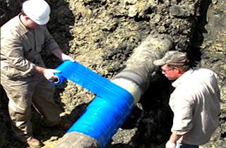 Rehabilitación de redes de agua
