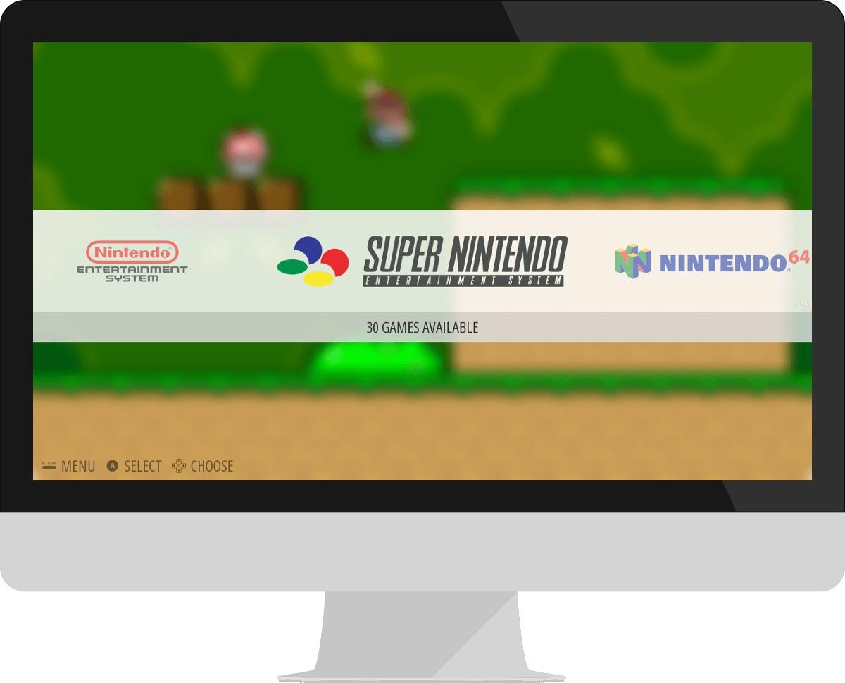 Gamerext: [Mini-Guía]Batocera: Recalbox en tu PC