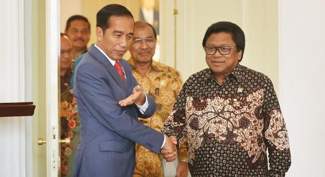 Polemik Surat Jokowi soal Pencalegan OSO yang Ditolak KPU