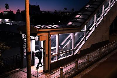 night in tokyo