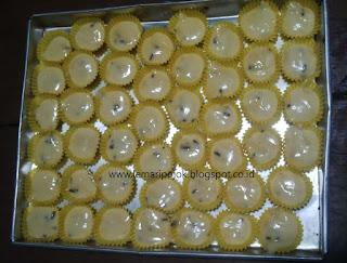 Cookies lebaran yang mudah dan murah bolu kering