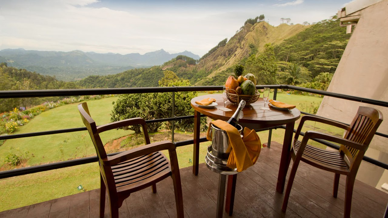 Hunas Falls Kandy Honeymoon Destinations In Sri Lanka