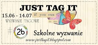 Aktualne Wyzwanie na blogu JTI