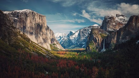 Best View from Yosemite