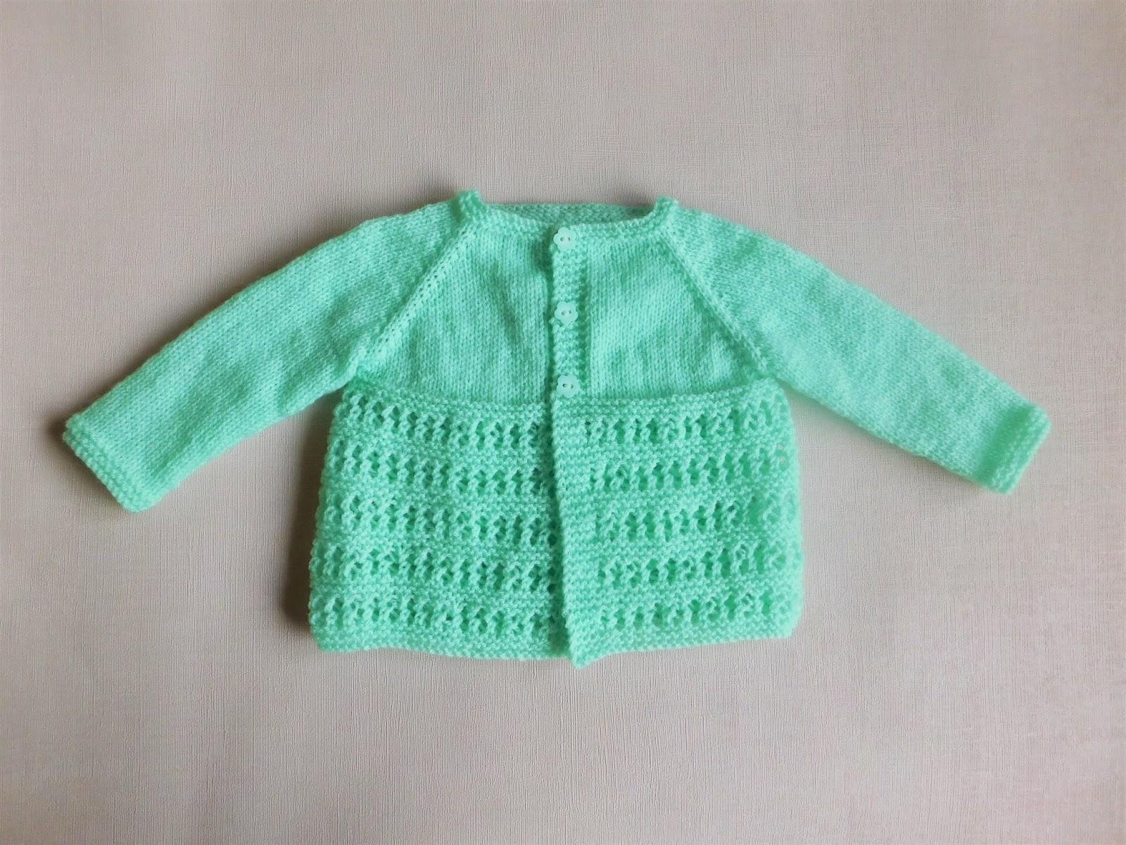Marianna\'s Lazy Daisy Days: Jasmine Baby Jacket
