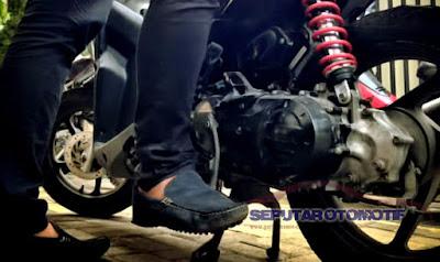 cara memenaskan motor yang benar