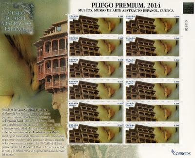 Pliego Premium del Museo de Arte Abstracto de Cuenca