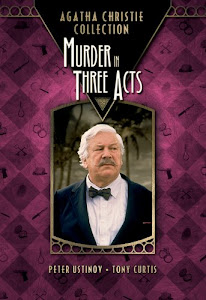 Murder in Three Acts Poster