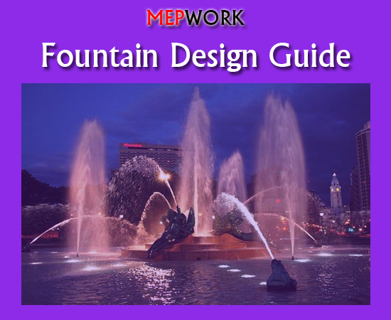 The Fountain Design Guide. Water fountains design and calculation free pdf