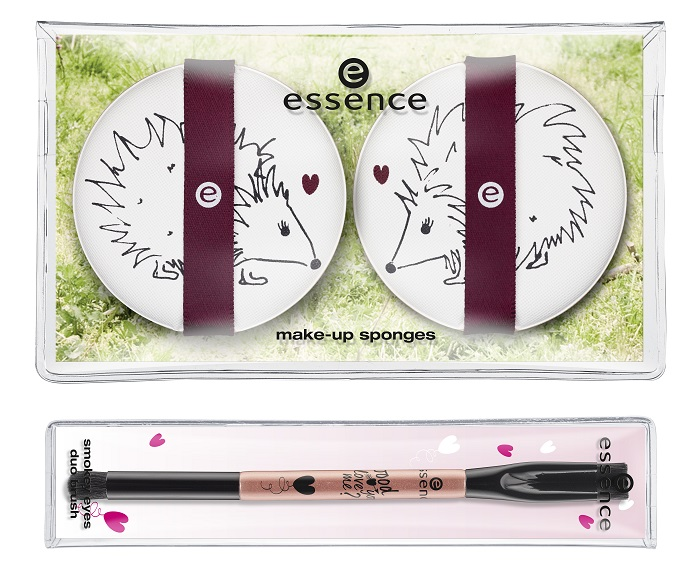 essence wood you love me make-up sponges