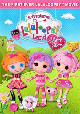 Adventures in Lalaloopsy Land: The Search for Pillow (2012)  ΜΕΤΑΓΛΩΤΙΣΜΕΝΟ ταινιες online seires xrysoi greek subs