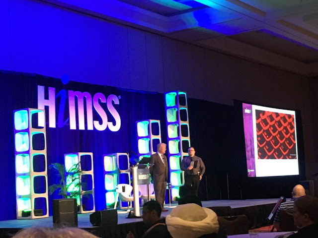 HIMSS19 Keynote, Orlando