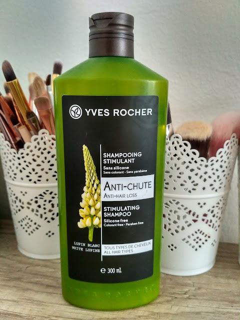 Yves Rocher šampón pre rast vlasov balenie