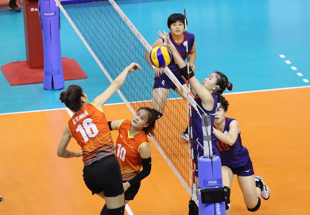 Đòi nợ Đài Loan (TQ), ĐTQG nữ vào thẳng tứ kết