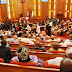Senate blasts Buhari for sending military to Gambia without approval