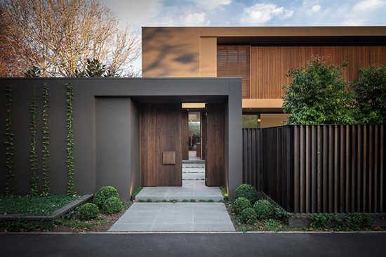 20 contoh inspirasi desain teras minimalis