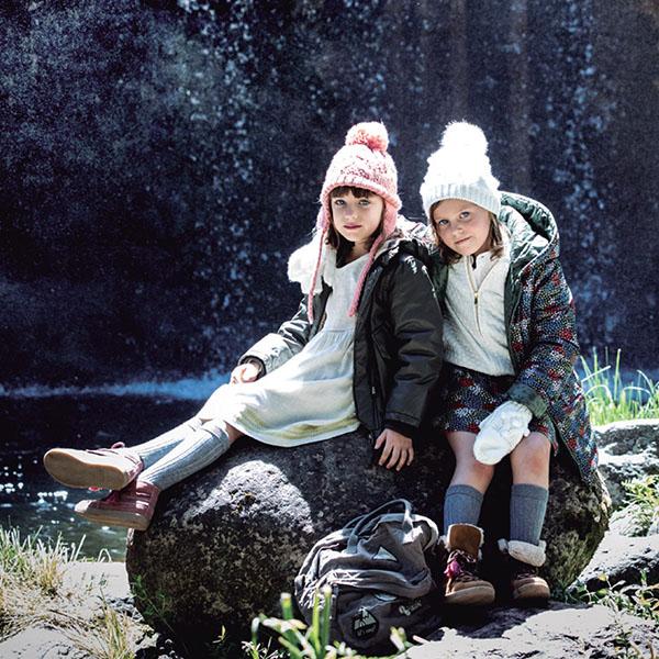 Moda otoño invierno 2018: ropa para niñas y niños.| Moda infantil otoño invierno 2018.