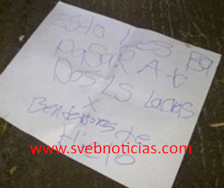Dejan cabeza humana en una hielera en Ario de Rosales, Michoacan