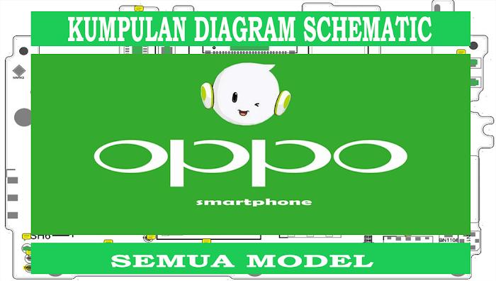 Kumpulan Diagram Schematic / Skema OPPO Semua Model