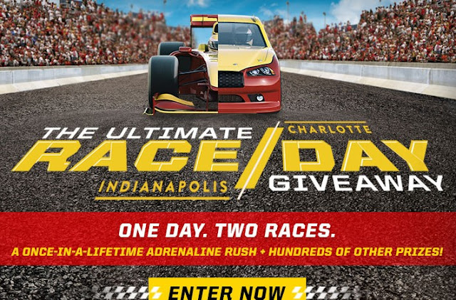 Timberwolf Ultimate Race Day Giveaway