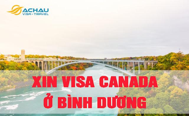 Xin visa Canada ở Bình Dương như thế nào ?