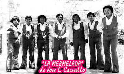foto integrantes grupo la mermelada, de jose carvallo