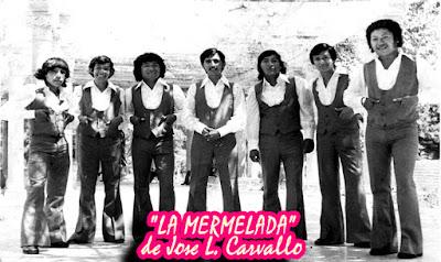 foto integrantes grupo la mermelada, de jose carvallo