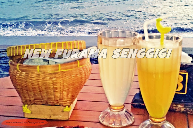 Lombok -  New Furama Senggigi Restaurant | www.meheartseoul.blogspot.com
