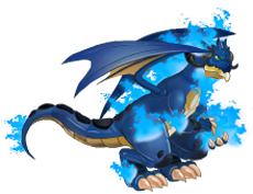 imagen del dragon pesadilla de dragon city