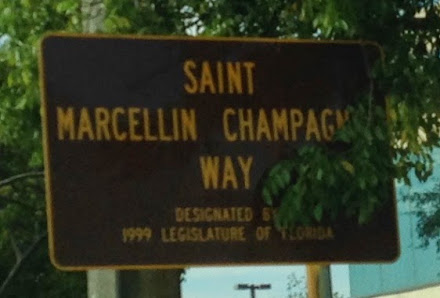 Saint Marcellin Champagnat Way