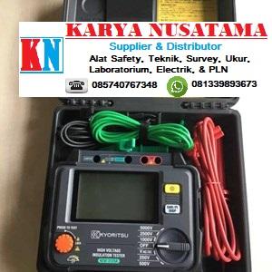 Jual Megger Kyoritsu 3125a High Voltage Insulation Tester di Bandung