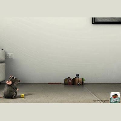 fotomontaje ratón