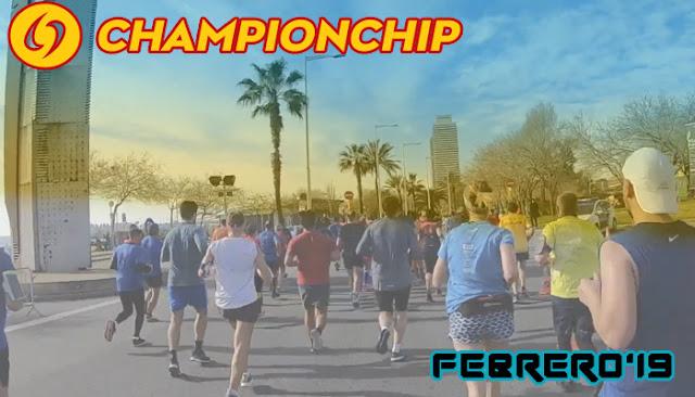 Lliga Championchip 2019 - Febrero