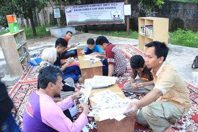 Minat Baca Masyarakat Rendah, Perlu Adanya Perpustakaan Desa