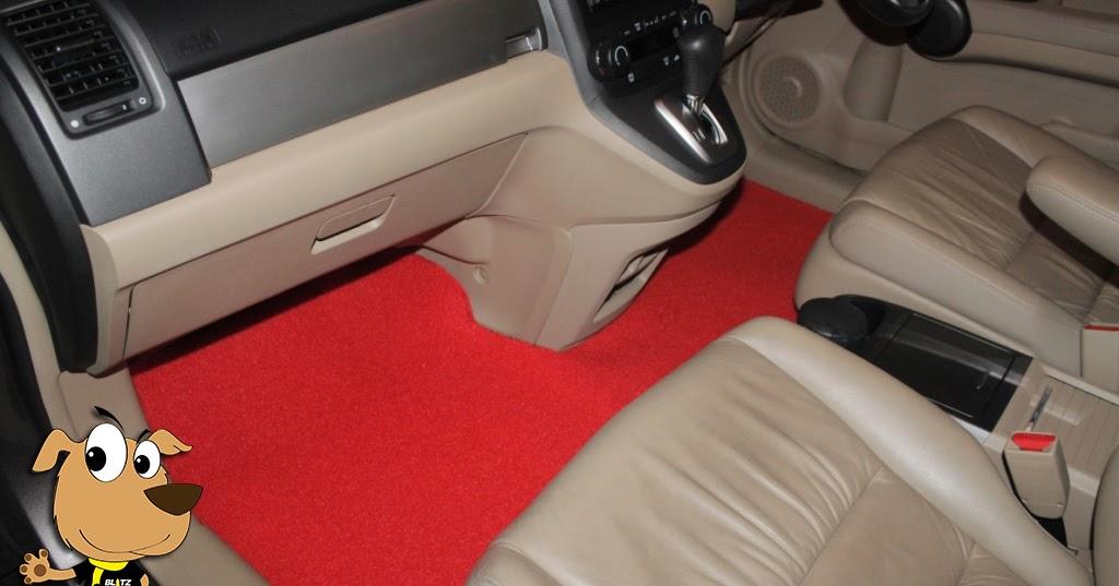 Karpet dasar mobil BLITZ