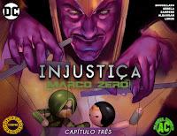 Injustiça - Marco Zero #3
