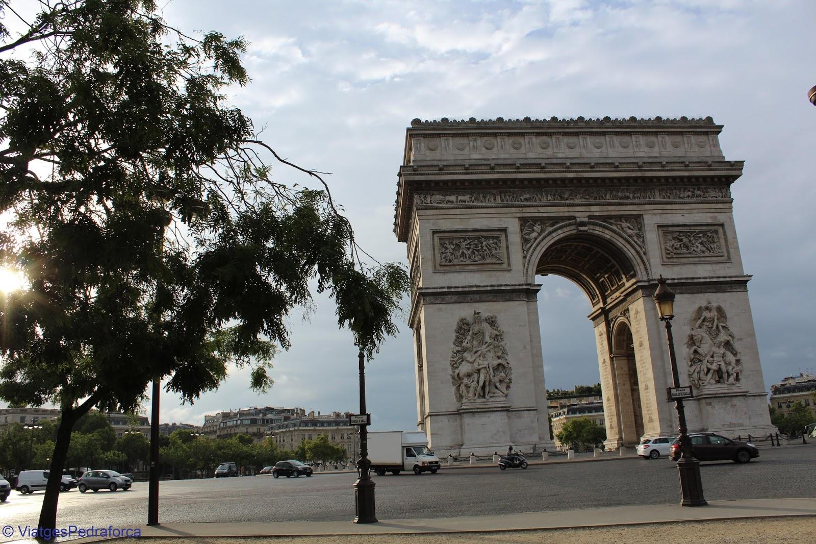 Etoile, Place Charles de Gaulle