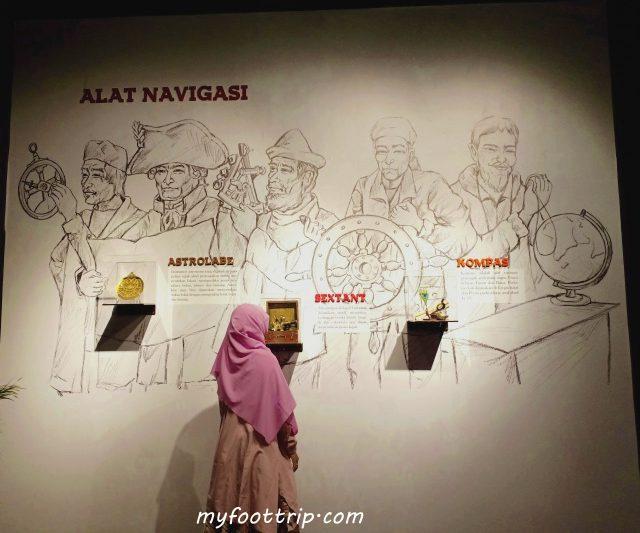 foto museum maritim indonesia