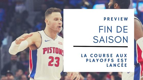Fin de saison NBA | PistonsFR, actualité des Detroit Pistons en France