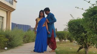 Vimal Pandey and Chandramukhi