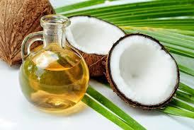 Cara memutihkan Kulit Secara Alami dengan minyak kelapa murni