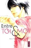 Actu Manga, Critique Manga, Entre Toi et Moi, Kana, Manga, Shojo,