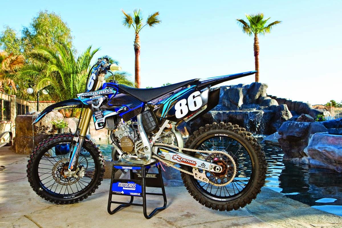 Yamaha Yz 125 Motocross Modification New Design Motorcycle 1970 Honda Dirt Bike