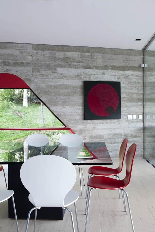 Casa en sao paulo ruy ohtake arquitectura y dise o for Arquitectura y diseno de casas