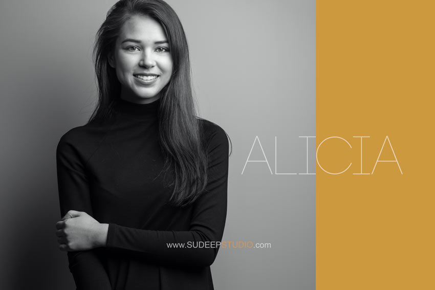 Ann Arbor Senior Pictures Poses - Sudeep Studio