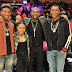 Retired boxer, Floyd Mayweather was pictured with three of his children Koraun, Iyanna and Zion Mayweather at the LA Lakers NBA game on Friday.