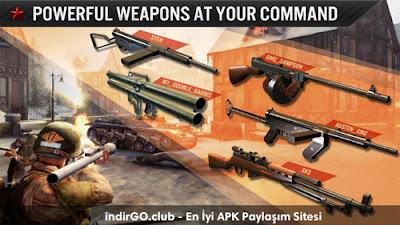 Frontline Commando WW2 mod apk