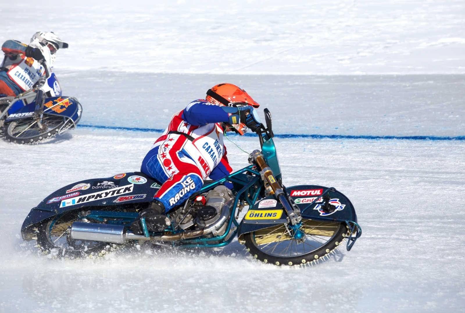 Eisspeedway Journal Ice Racing In Sakhalin